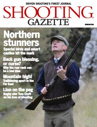 Shooting Gazette February 2014