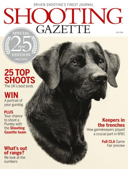 Shooting Gazette July 24, 2014 00:00