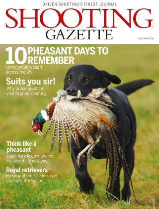 Shooting Gazette November 2014