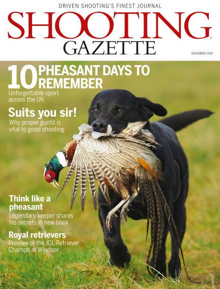 Shooting Gazette November 20, 2014 00:00