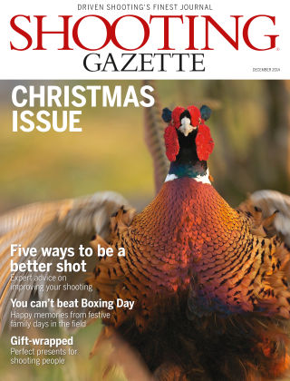 Shooting Gazette December 2014