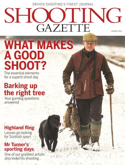 Shooting Gazette January 22, 2015 00:00