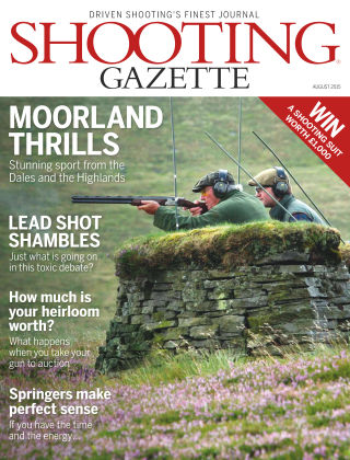 Shooting Gazette August 2015