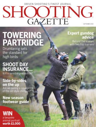 Shooting Gazette September 2015