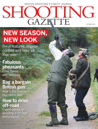 Shooting Gazette October 2015