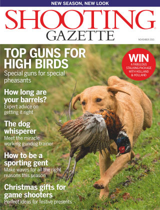 Shooting Gazette November 2015