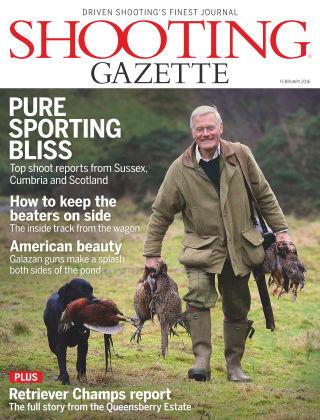 Shooting Gazette February 2016