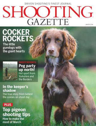 Shooting Gazette March 2016