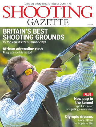 Shooting Gazette July 2016