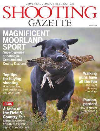 Shooting Gazette August 2016