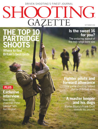 Shooting Gazette September 2016