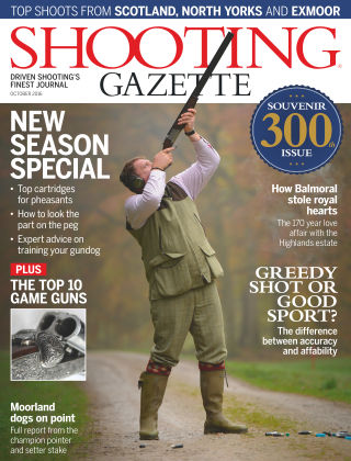 Shooting Gazette October 2016