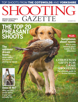 Shooting Gazette November 2016