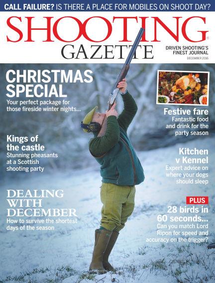 Shooting Gazette November 24, 2016 00:00