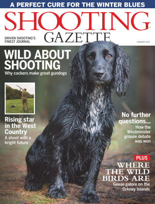 Shooting Gazette January 2017
