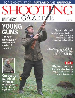 Shooting Gazette International Magazine February 2017