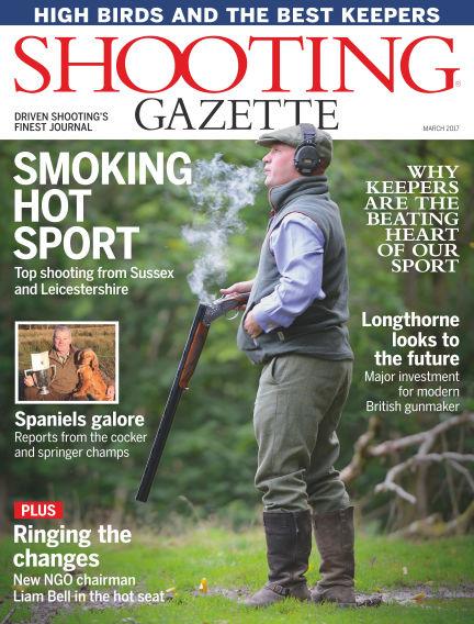 Shooting Gazette February 22, 2017 00:00