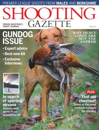 Shooting Gazette International Magazine April 2017