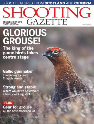 Shooting Gazette International Magazine Aug 2017