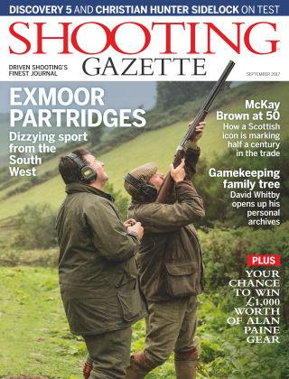 Shooting Gazette Sep 2017