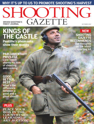 Shooting Gazette Oct 2017