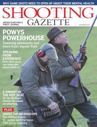 Shooting Gazette Nov 2017