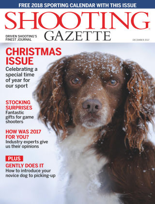 Shooting Gazette International Magazine Dec 2017