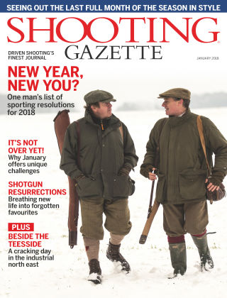 Shooting Gazette Jan 2018