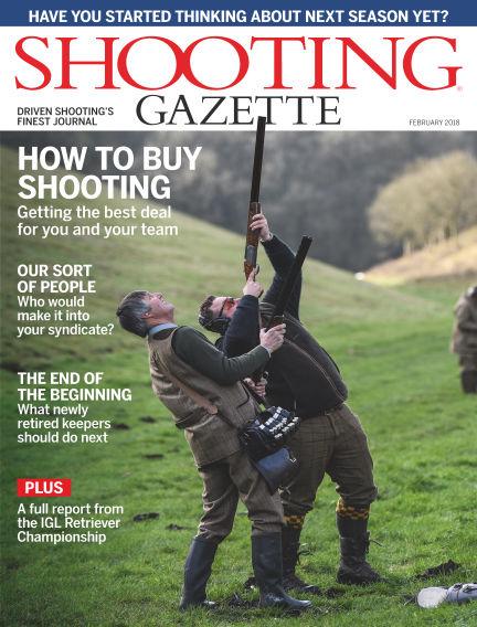 Shooting Gazette January 25, 2018 00:00