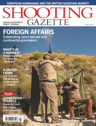 Shooting Gazette Mar 2018