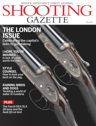 Shooting Gazette May 2018