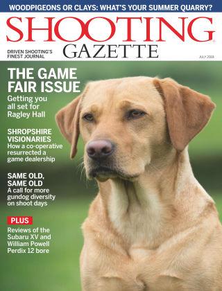 Shooting Gazette Jul 2018