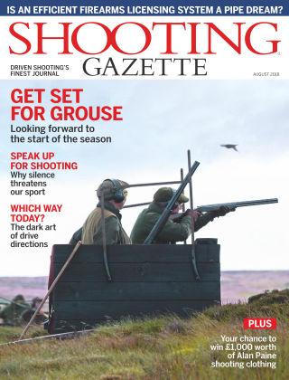Shooting Gazette Aug 2018