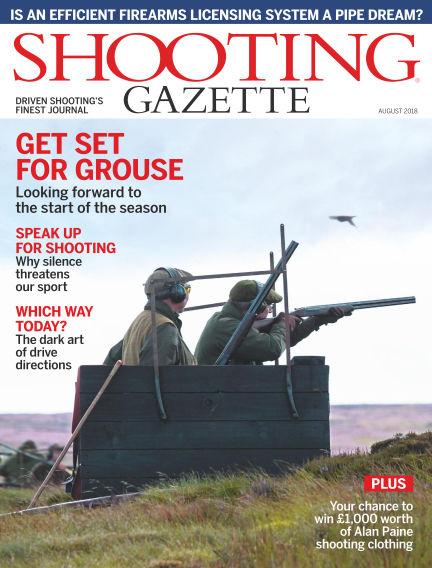 Shooting Gazette July 26, 2018 00:00