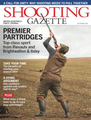 Shooting Gazette Sep 2018