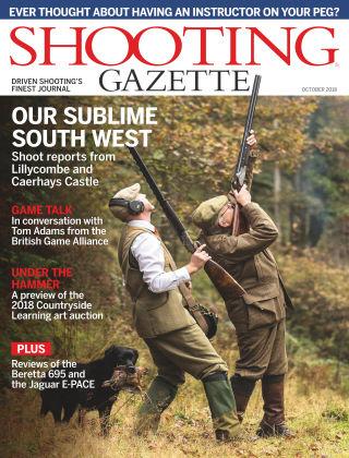 Shooting Gazette Oct 2018