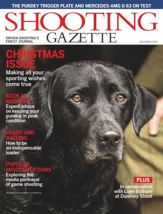 Shooting Gazette Dec 2018