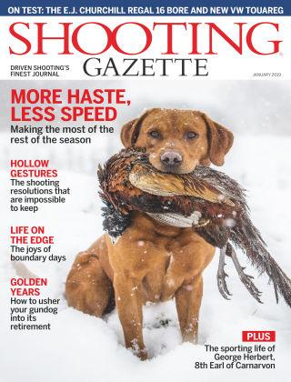 Shooting Gazette Jan 2019