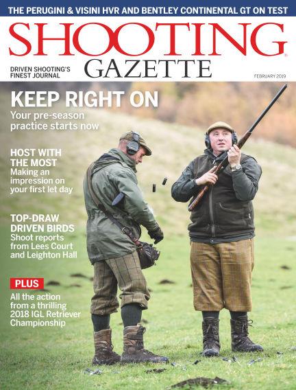 Shooting Gazette January 24, 2019 00:00