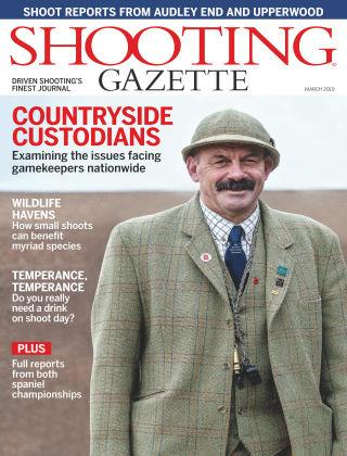 Shooting Gazette Mar 2019