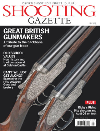 Shooting Gazette May 2019