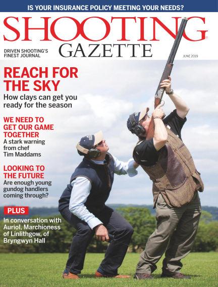Shooting Gazette May 23, 2019 00:00