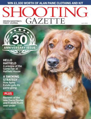 Shooting Gazette Jul 2019