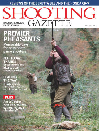 Shooting Gazette Oct 2019