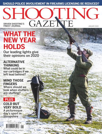 Shooting Gazette December 19, 2019 00:00