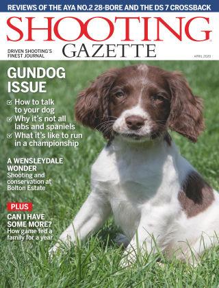 Shooting Gazette Apr 2020