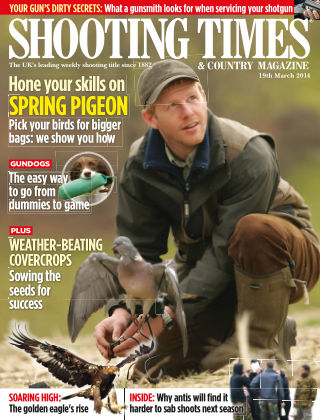 Shooting Times & Country Magazine 19th March 2014