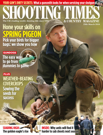 Shooting Times & Country Magazine March 26, 2014 00:00