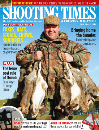 Shooting Times & Country Magazine 26 March 2014