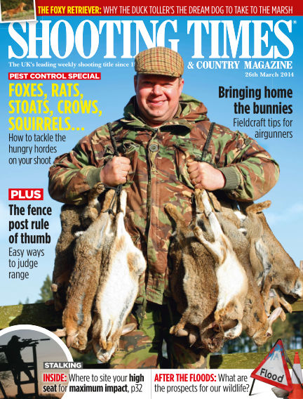 Shooting Times & Country Magazine April 02, 2014 00:00